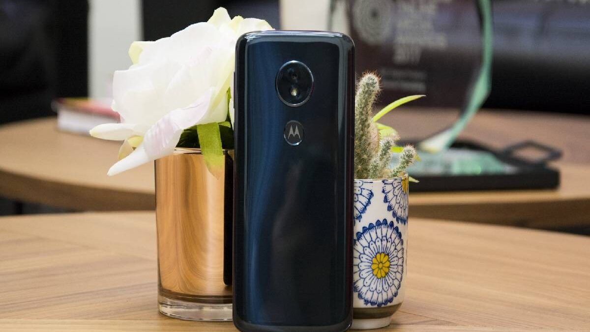 Moto G6 Play – Design, Screen, and More