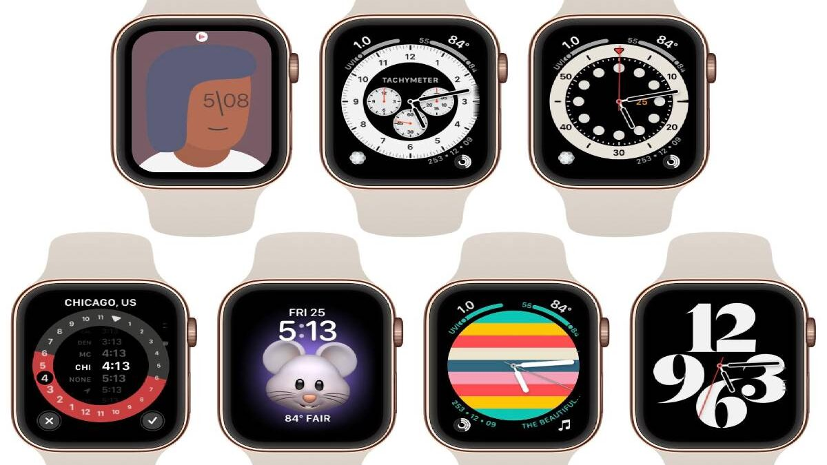 Apple Watch Faces – Edit an Existing Watch Face, Changing the Face, and More