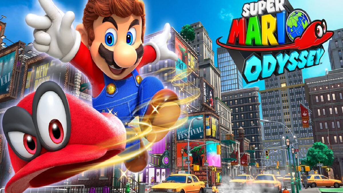 Mario Odyssey – Classic Sound, Graphics, and More