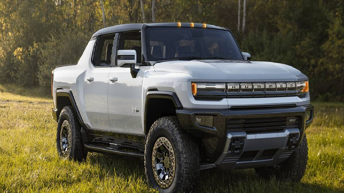 Electric Hummer – Electric Hummer EV, An Iconic 4×4, High Power, and More