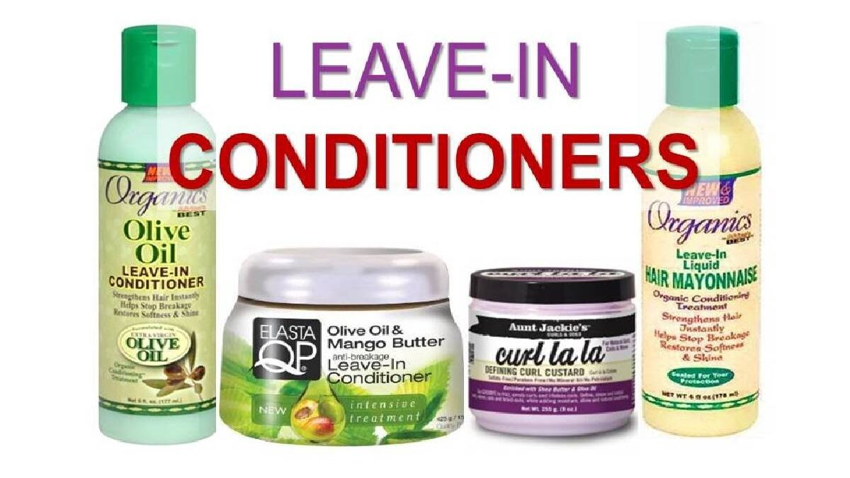 Leave In Conditioner – Overnight Conditioner, and More