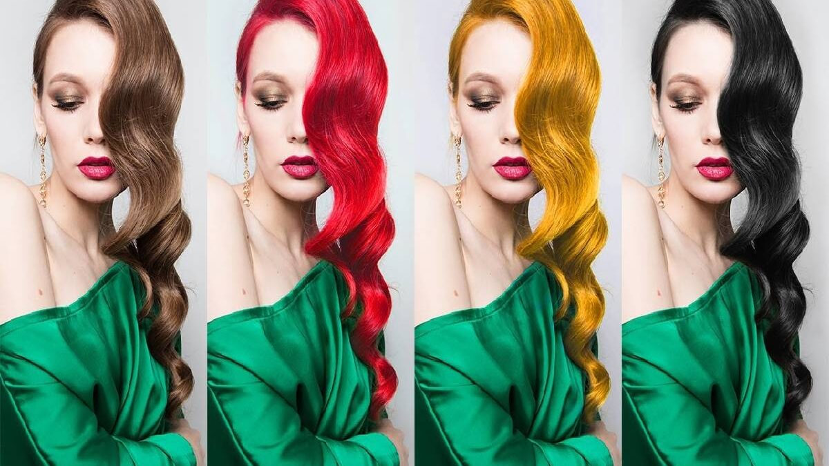 Color Changing Hair Dye – Color Changing Dye With Temperature, and More