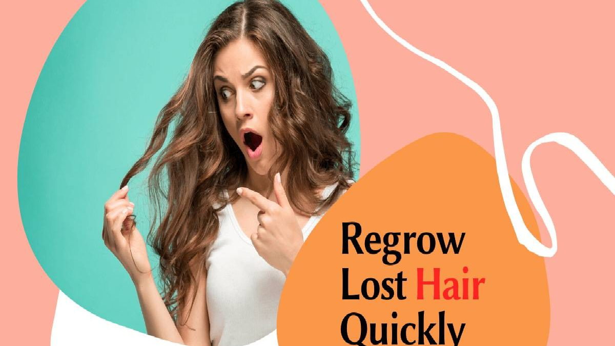 How to Regrow Hair? – 4 Tips on How to Regrow Hair Quickly