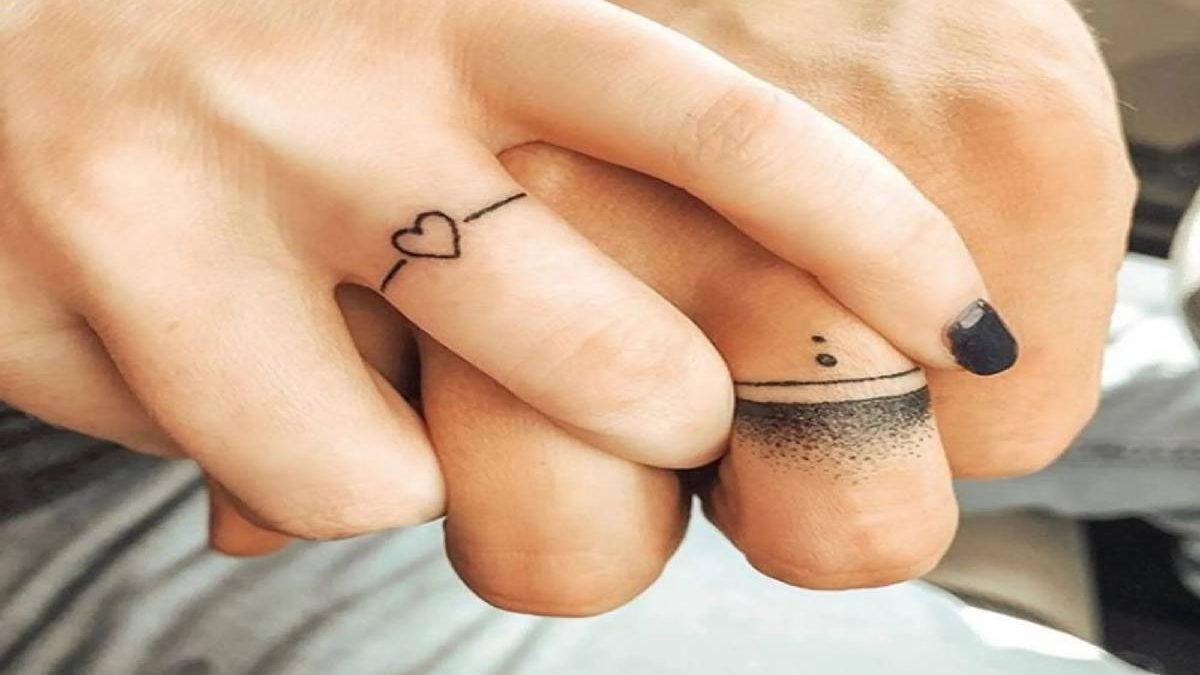 Ring Tattoos – Types of Ring Tattoos, Wedding Rings Tattoos, and More