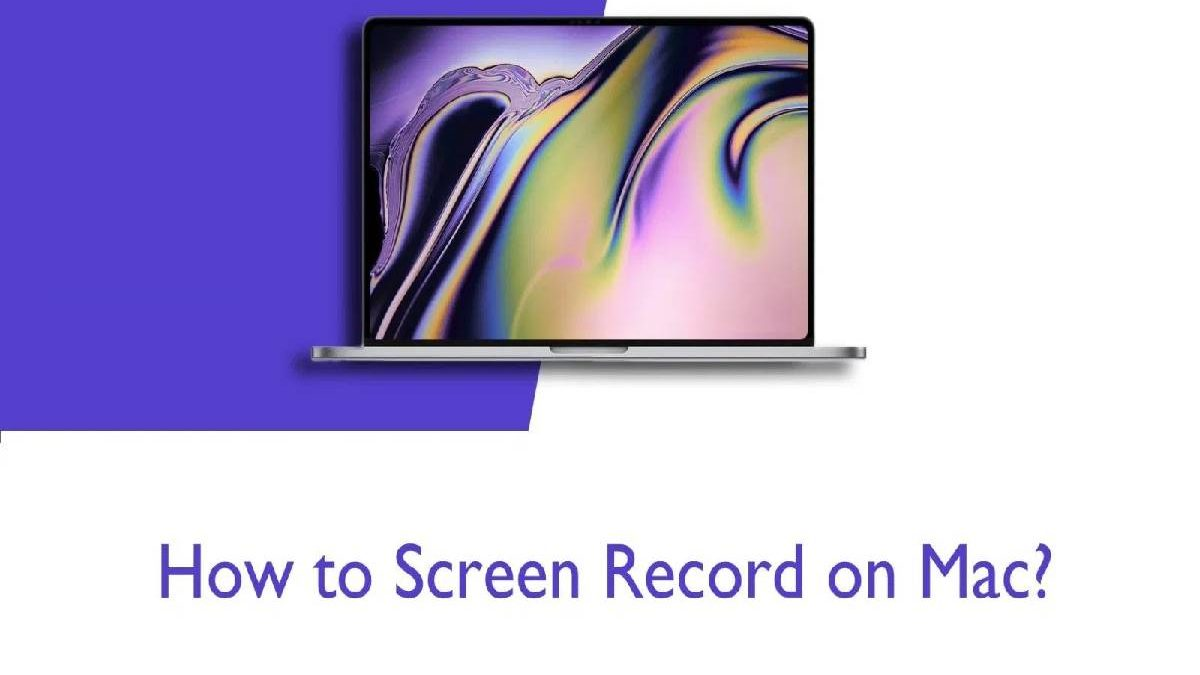 How to Screen Record on Mac? – Use QuickTime Player, Shift Command, and More