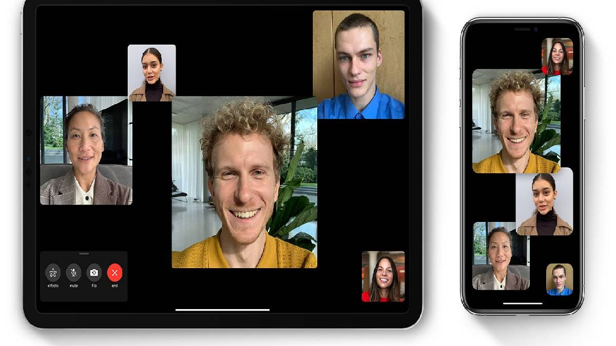 How to Facetime Multiple People? – Join a Group, FaceTime call, and More