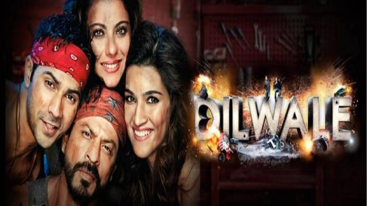 Dilwale (2015) Torrent Full Movie Download