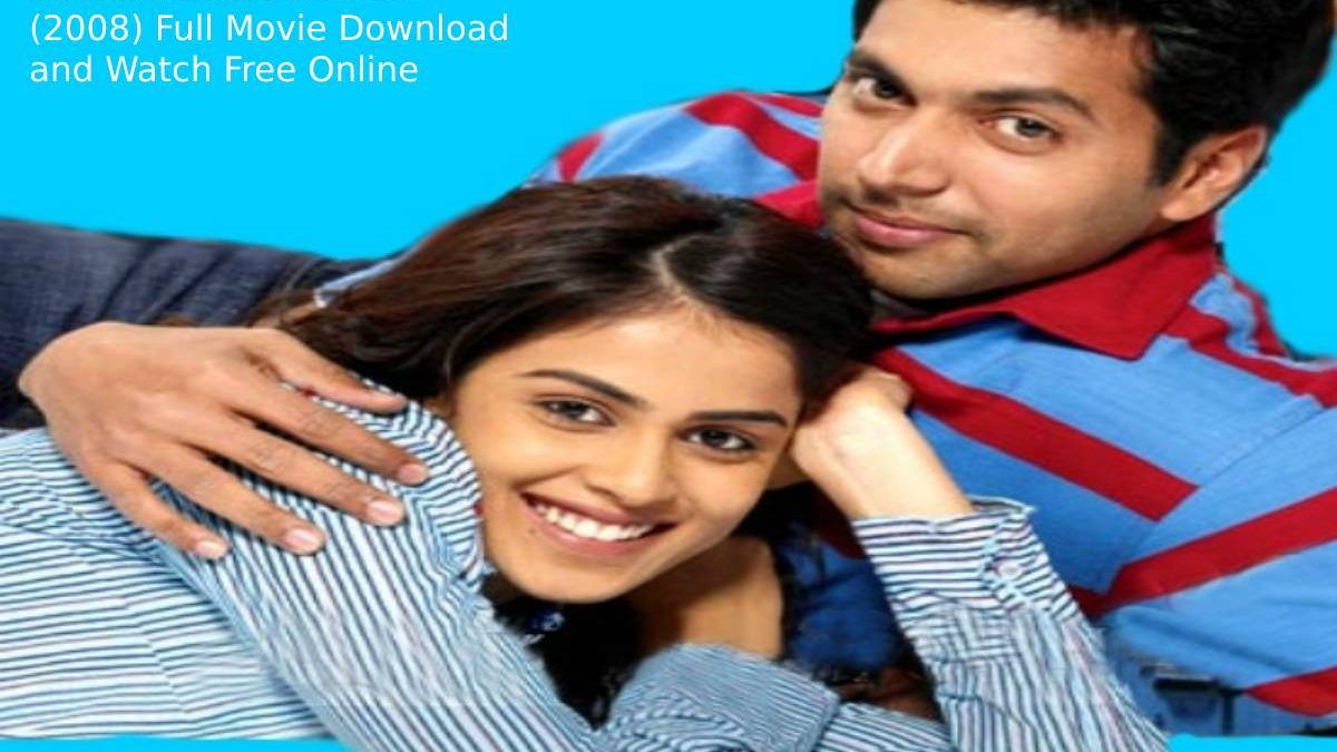 Santhosh Subramaniam (2008) Full Movie Download and Watch Free Online