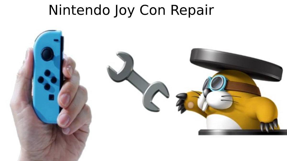 Nintendo Joy Con Repair – Clean, Repair Nintendo Switch Joy-Con, and More