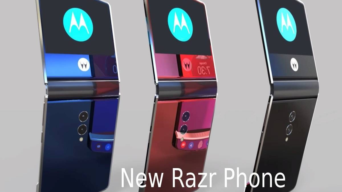 New Razr Phone – Old ways, New Uses, Folding Screen, and More
