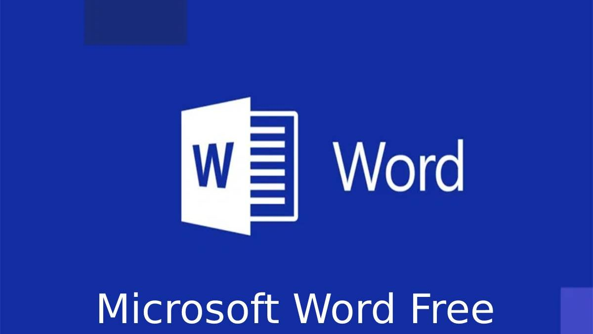 Microsoft Word Free – Instructions, Other Functions, and More