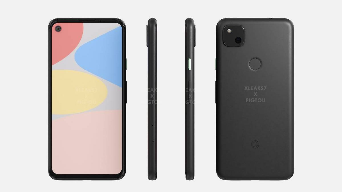 Pixel 4a – Design, Build, Monitor, and More