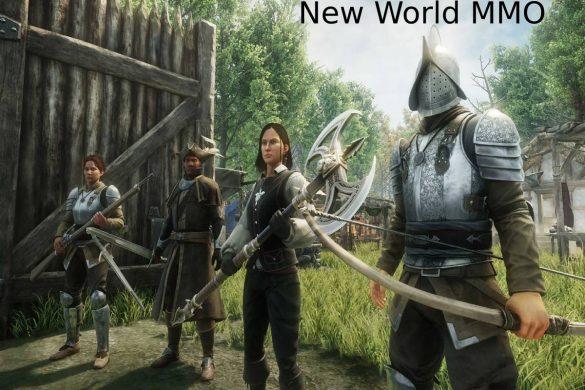 new world mmo